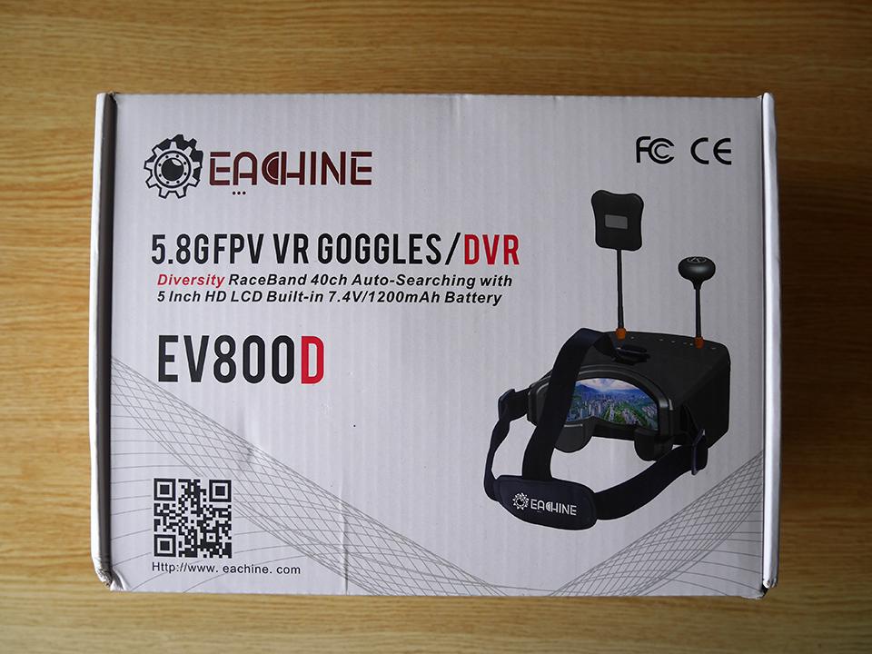 EV800Dパッケージ